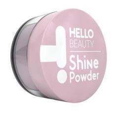 Imagem de Hb - Iluminador Solto Shine Powder  Cor Rose