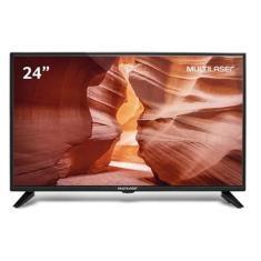 "TV LED 24"" Multilaser TL016 2 HDMI USB"