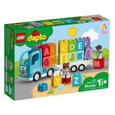 Imagem de Caminhão do Alfabeto - Lego Duplo 10915