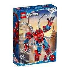 Imagem de Lego Super Heroes Marvel Homem Aranha Robô Spider-man 76146