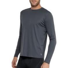 Imagem de Camiseta Lupo Manga Longa Repelente UV