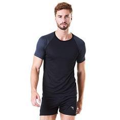 Imagem de Camiseta Marca Ferzon Esportiva Raglã Slim Energy cor  - Adulto Tamanho:M;Cor: