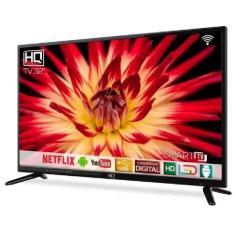 """Smart TV LED 32"""" HQ HQSTV32NY 2 HDMI USB"""