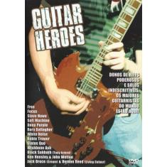 Imagem de DVD Guitar Heroes