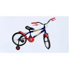 Imagem de Bicicleta Wendy Bike Lazer Aro 16 Homem Aranha