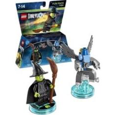 Imagem de Lego Dimensions The Wizard of Oz Wicked Witch 71221