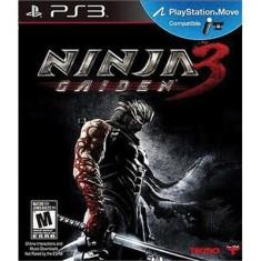 Imagem de Jogo Ninja Gaiden 3 PlayStation 3 Tecmo