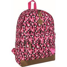 Mochila Tilibra Love Pink 241474