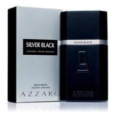 Imagem de Azzarö Silver Black 100 Ml Perfume Masculino