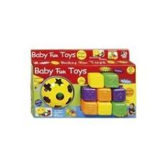 Imagem de Brinquedo Educativo Didatico Baby Fun Toys Crianças Oferta
