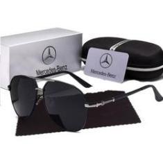 Imagem de Óculos De Sol Mercedes-Benz Moderno Uv400
