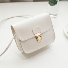 Imagem de Saco Feminino Quadrado pequeno Bolsa de Ombro Messenger Bag Ladies Bag Moda