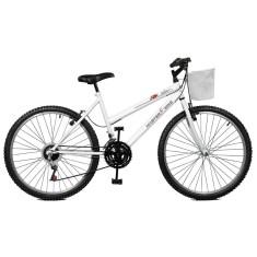 Bicicleta Master Bike 21 Marchas Aro 26 Freio V-Brake Serena Plus