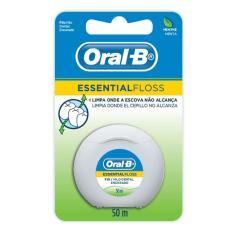 Imagem de Fio Dental Oral B Essential Floss Menta 50 M
