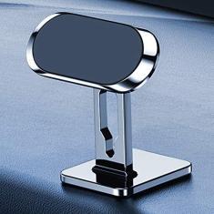 Imagem de TreeLeaff Suporte de telefone para carro, suporte magnético conveniente universal forte suporte de telefone para carro acessórios
