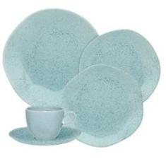 Imagem de Jogo Jantar e Chá 30 Peças Ryo Blue Bay Oxford Porcelanas