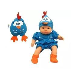 Imagem de Boneca Galinha Pintadinha Baby 5604 Roma Brinquedos