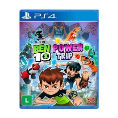 Imagem de Ben 10 Power Trip - PlayStation 4