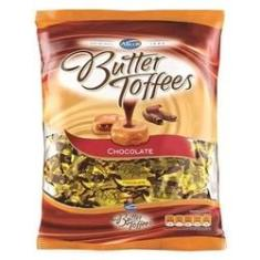 Bala Butter Toffees Chocolate 600G Arcor