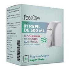 Bloqueador de Odores Capim e Limao 500 ML Freeco