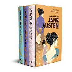 Box Grandes obras de Jane Austen 2 - Jane Austen - 9788520942277