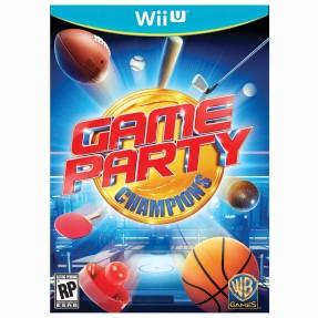 Jogo Party Champions Wii U Warner Bros