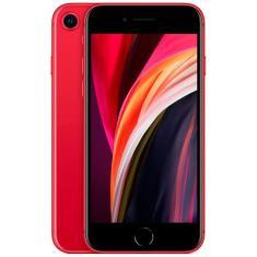 Imagem de Smartphone Apple iPhone SE 2 Vermelho 256GB iOS 12.0 MP