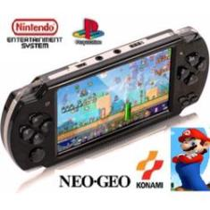 Imagem de Gamer Portátil jogos Nes Nintendo Sega Gba Mp3 Lançamento