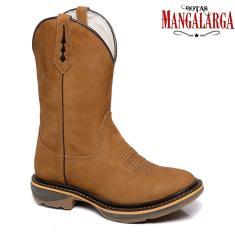 Imagem de Bota Texana Masculina Comfort Fossil Bico Redondo