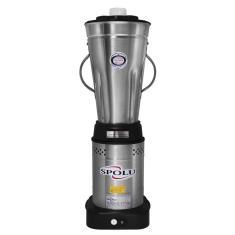 Imagem de Liquidificador Industrial Spolu SPL-050 6L 1000W Baixa Rotação