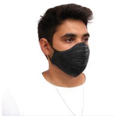 Imagem de Máscara de Proteção Reutilizável 3D Knit TNT Dulpa Camada FIT Anatômica - Branyl