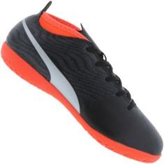 Foto Tênis Puma Infantil (Menino) One 18.4 Futsal 85001182630c0
