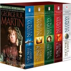 A Game of Thrones - Livro De Bolso - 9780345535528