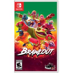 Jogo Brawlout Angel Schlesser Nintendo Switch