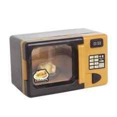 Imagem de Micro-ondas Eletrônicas Fingir Brinquedos Lúdicos Cozinha Cozinhar Brinquedos Para Eletrodomésticos