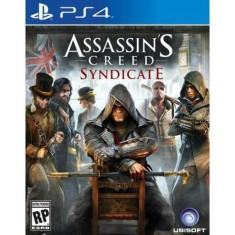 Jogo Assassin's Creed Syndicate PS4 Ubisoft