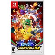 Jogo Pokkén Tournament DX The Pokémon Company Nintendo Switch