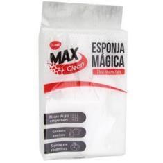 Imagem de Esponja magica max clean - 3 unidades