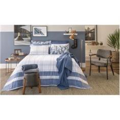 Imagem de Jogo de cama Solteiro 3 peças 100% Algodão Puro Home Design Santista ? Graphic