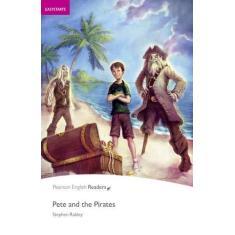 Imagem de Pete and the Pirates Book/CD Pack:Easystarts:Penguin Readers (Graded R - Capa Comum - 9781408232156