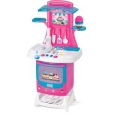 Imagem de Cozinha Eletrônica Infantil Cupcake C/ Acessórios - Magic Toys