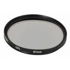 Imagem de Filtro Polarizador Circular 67mm Greika FPC 67