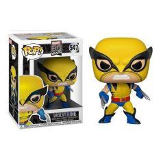 Imagem de Marvel 80 Years - Wolverine First Appearance 547 Funko Pop