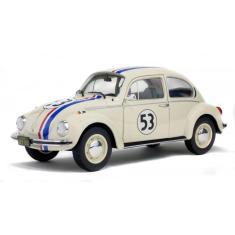Imagem de Volkswagen Fusca 1973 Herbie 53 The Love Bug 1:18 Solido