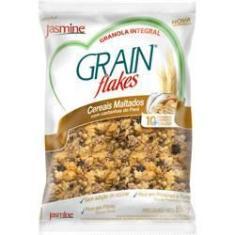 Grain Flakes Cereais Maltados 850g - Jasmine
