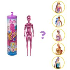 Imagem de Barbie Color Reveal Shimmer - Mattel