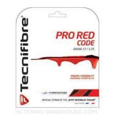 Imagem de Corda Tecnifibre Pro Red Code  16l 1.25mm Set Individual