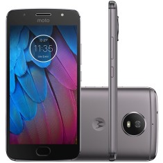 Smartphone Motorola Moto G G5S XT1792 32GB Qualcomm Snapdragon 430 16,0 MP 2 Chips Android 7.1 (Nougat) 3G 4G Wi-Fi