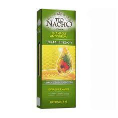 Imagem de Shampoo Antiqueda Tio Nacho Fortalecedor Ervas Milenares com 415ml 415ml