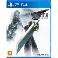 Jogo Final Fantasy VII Remake PS4 Square Enix